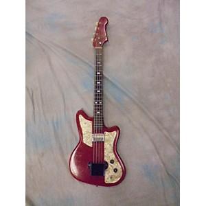 Vintage Guyatone 1950s ORPHEUM Electric Bass Guitar