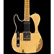 Fender Custom Shop 1951 Heavy Relic Telecaster Maple Fingerboard Left-Handed Electric Guitar