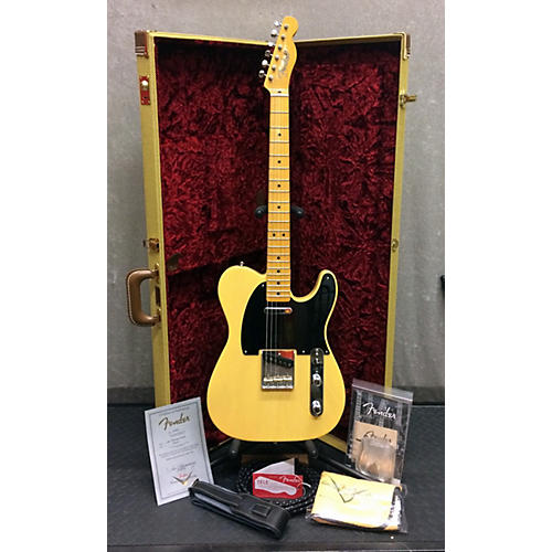 Fender 1951 NOS Nocaster Solid Body Electric Guitar