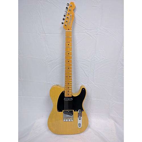 Fender 1952 American Vintage Telecaster Solid Body Electric Guitar-thumbnail