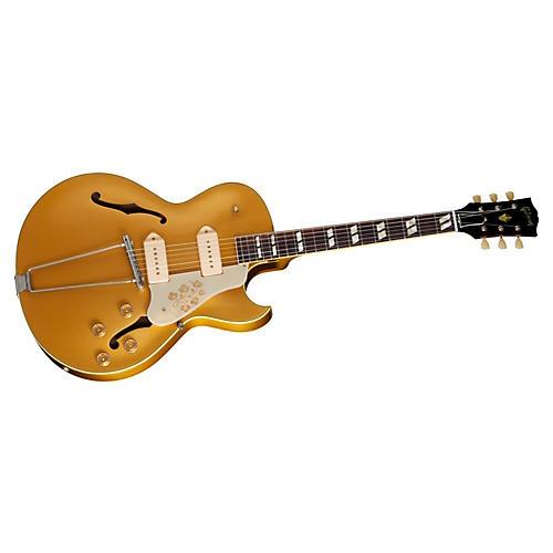 Gibson 1952 ES-295 Electric Guitar Bullion Gold