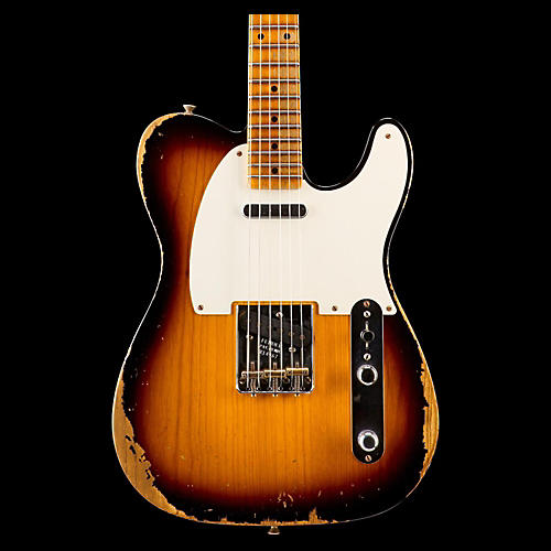 Fender Custom Shop 1952 Heavy Relic Telecaster Electric Guitar-thumbnail