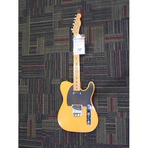 used fender 1952 reissue telecaster solid body electric guitar butterscotch guitar center. Black Bedroom Furniture Sets. Home Design Ideas