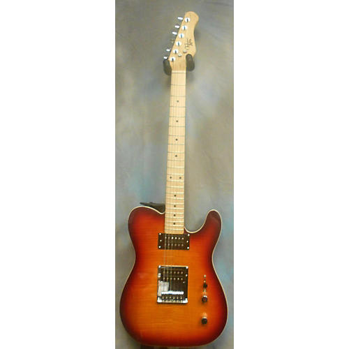 Michael Kelly 1952 Solid Body Electric Guitar-thumbnail