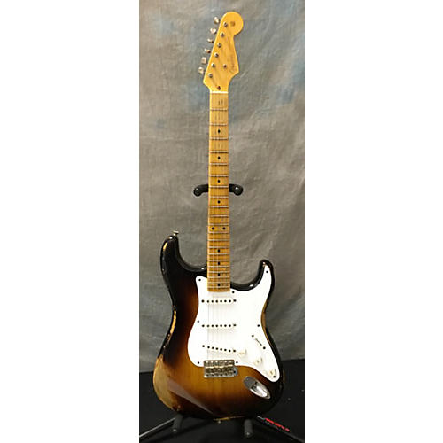 Fender 1954 Heavy Relic Stratocaster Solid Body Electric Guitar