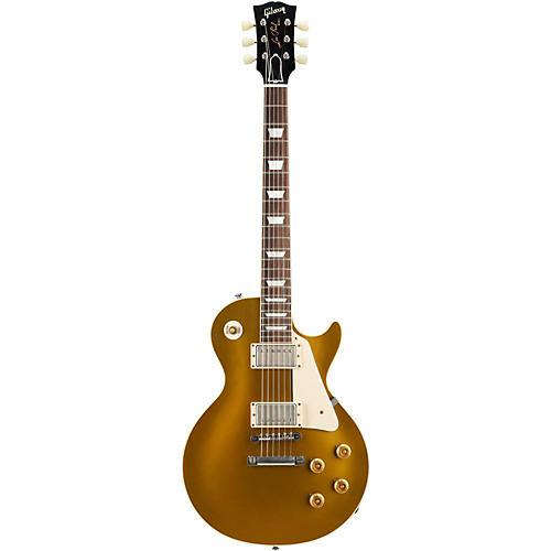 Gibson Custom 1954 Les Paul Standard Historic Reissue Goldtop VOS Antique Gold