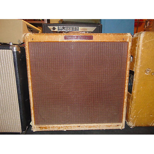 Fender 1955 Bassman Tube Guitar Combo Amp