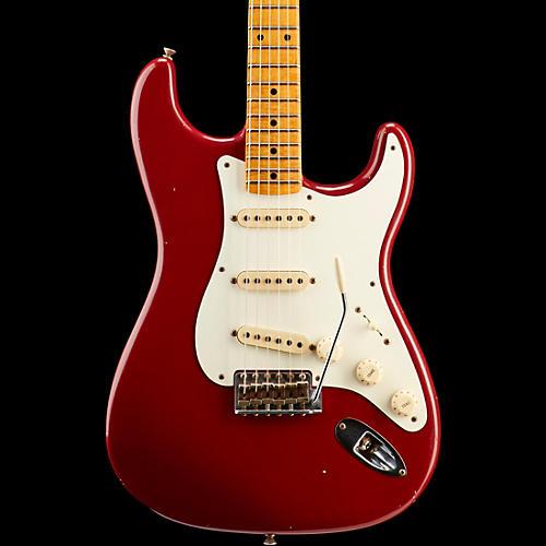 Fender Custom Shop 1955 Journeyman Relic Stratocaster - Custom Built - NAMM Limited Edition-thumbnail