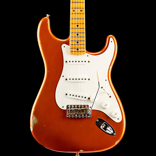 Fender Custom Shop 1955 Relic Stratocaster Electric Guitar-thumbnail