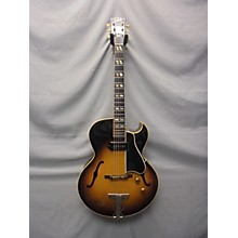 Gibson 1956 ES-175 Sunburst P-90 Hollow Body Electric Guitar