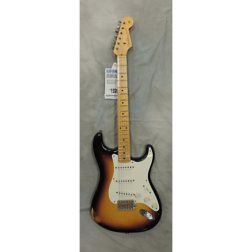Fender 1956 Heavy Relic Stratocaster Solid Body Electric Guitar-thumbnail