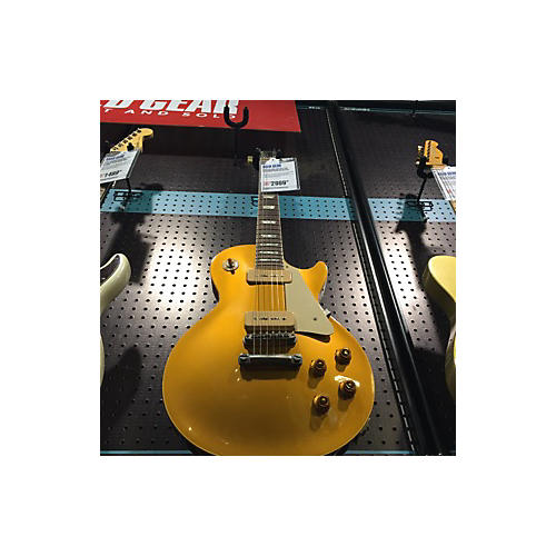 Gibson 1956 Les Paul Historic Reissue Solid Body Electric Guitar Gold Top