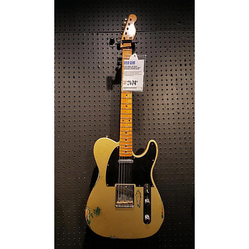 Fender 1956 Relic Telecaster Solid Body Electric Guitar-thumbnail
