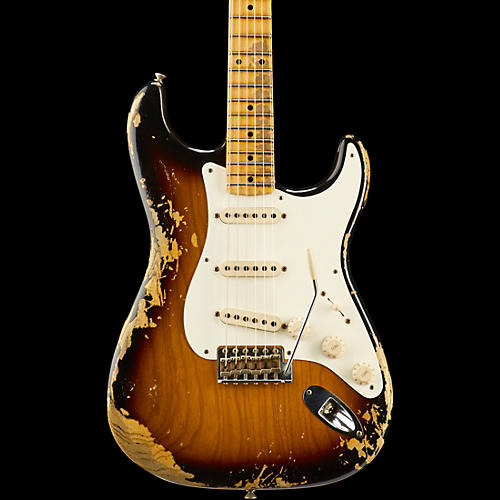 Fender Custom Shop 1956 Stratocaster Heavy Relic Electric Guitar-thumbnail