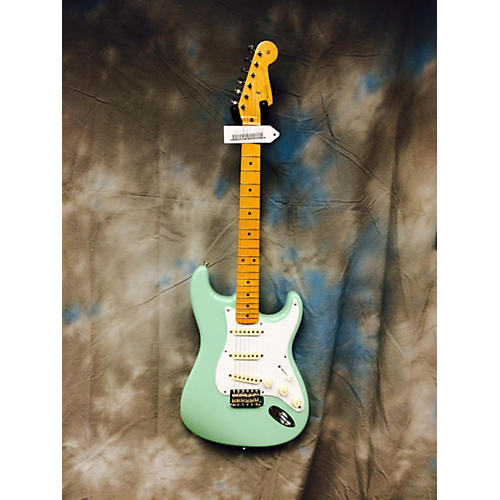 Fender 1957 American Vintage Stratocaster Seafoam Green Solid Body Electric Guitar