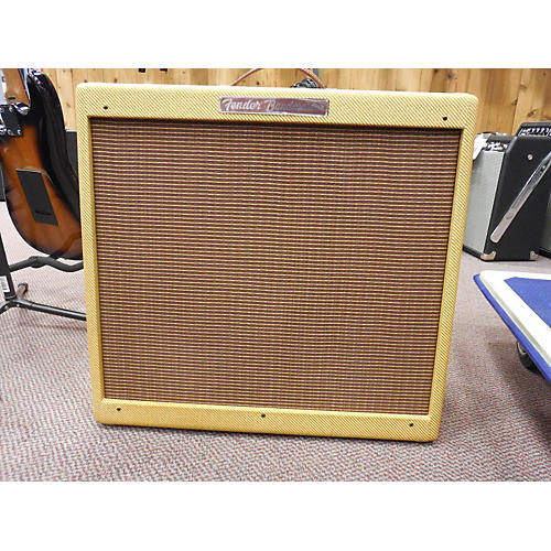 Fender 1957 Bandmaster Hand-Wired Tube Guitar Combo Amp