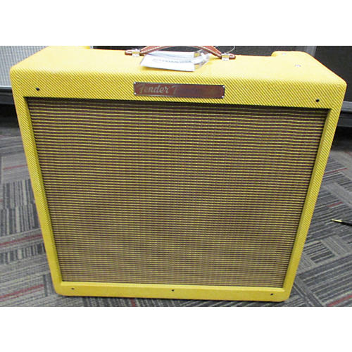 Fender 1957 Bandmaster Hand-Wired Tube Guitar Combo Amp-thumbnail