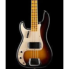 Fender Custom Shop 1957 Journeyman Relic Left Handed Precision Bass, Maple Fingerboard