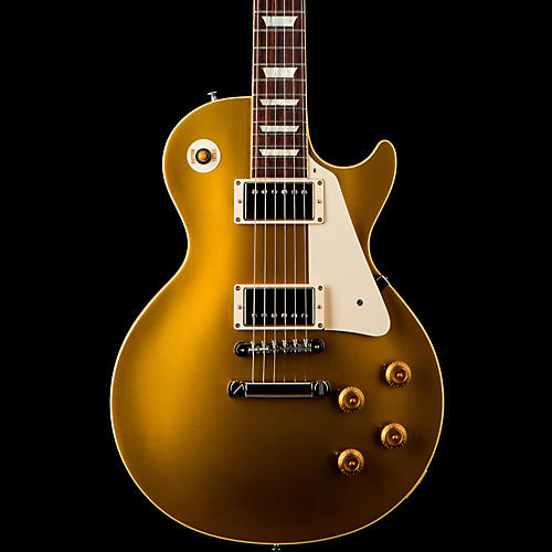Gibson Custom 1957 Les Paul Goldtop Gloss Electric Guitar-thumbnail