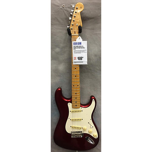 Fender 1957 Reissue Stratocaster CIJ Solid Body Electric Guitar Candy Apple Red