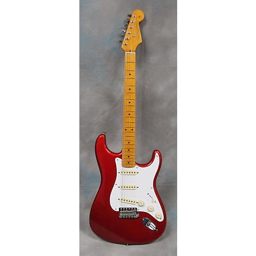 Fender 1957 Reissue Stratocaster Candy Apple Red Solid Body Electric Guitar