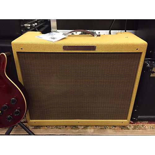Fender 1957 Reissue Twin 40W 2X12 Tweed Tweed Tube Guitar Combo Amp