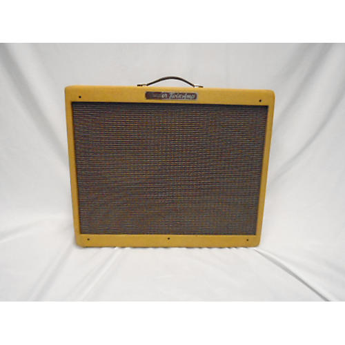 Fender 1957 Reissue Twin 40W 2x12 Tweed - Tube Guitar Combo Amp-thumbnail