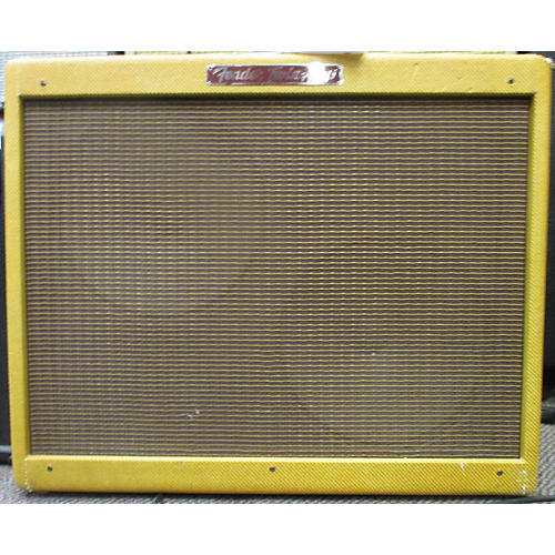 Fender 1957 Reissue Twin 40W 2x12 Tweed Tube Guitar Combo Amp