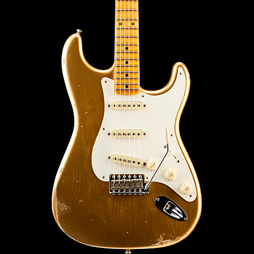 Fender Custom Shop 1957 Relic Stratocaster Electric Guitar-thumbnail