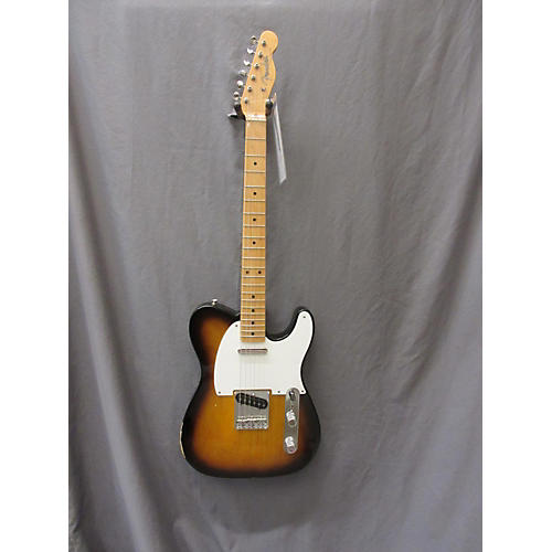 Fender 1958 American Vintage Telecaster Solid Body Electric Guitar-thumbnail