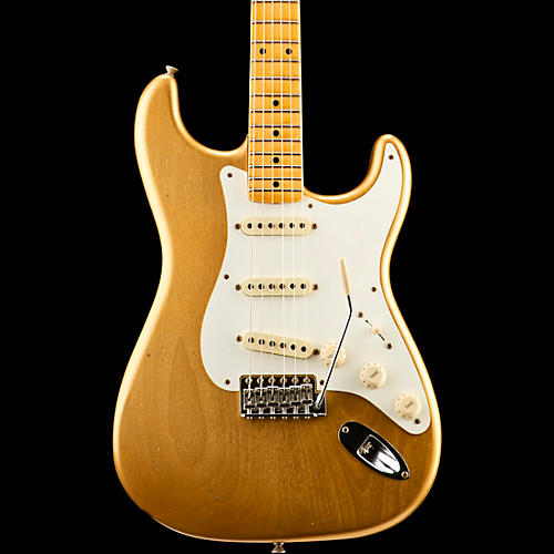 Fender Custom Shop 1958 Journeyman Relic Stratocaster Maple Fingerboard Electric Guitar-thumbnail