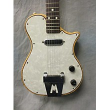 Magnatone 1958 MK III Solid Body Electric Guitar