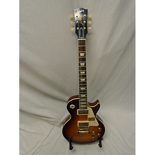 Gibson 1958 Reissue Les Paul Flame Top Solid Body Electric Guitar
