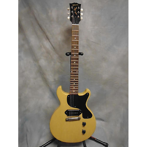 Gibson 1958 Reissue Les Paul Junior VOS Solid Body Electric Guitar TV Yellow