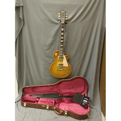 Gibson 1958 Reissue Les Paul Plain Top VOS Solid Body Electric Guitar