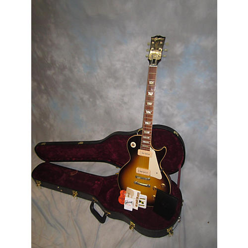 Gibson 1958 Reissue Les Paul Solid Body Electric Guitar-thumbnail