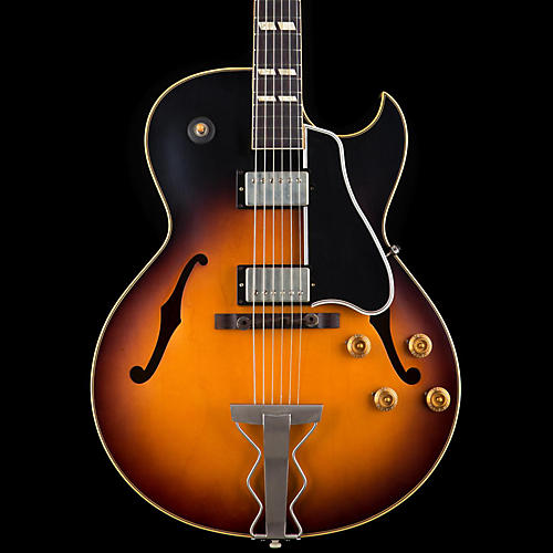 Gibson 1959 ES-175 Historic Hollowbody Electric Guitar Vintage Burst-thumbnail