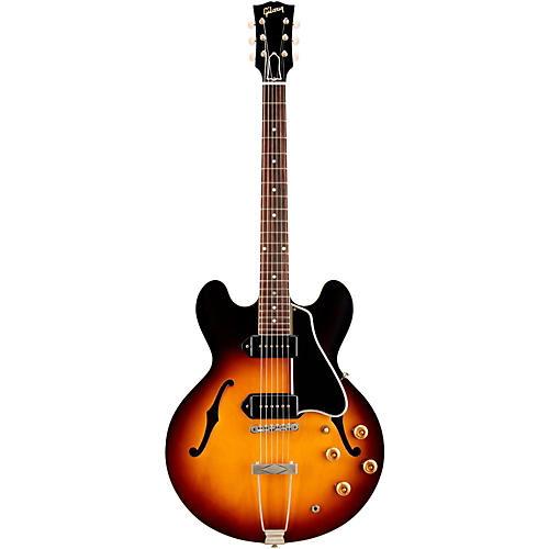Gibson 1959 ES-330 Semi-Hollow Electric Guitar Vintage Sunburst