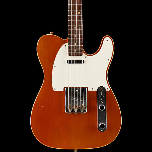 Fender Custom Shop 1959 Journeyman Relic Telecaster Rosewood Fingerboard Electric Guitar-thumbnail
