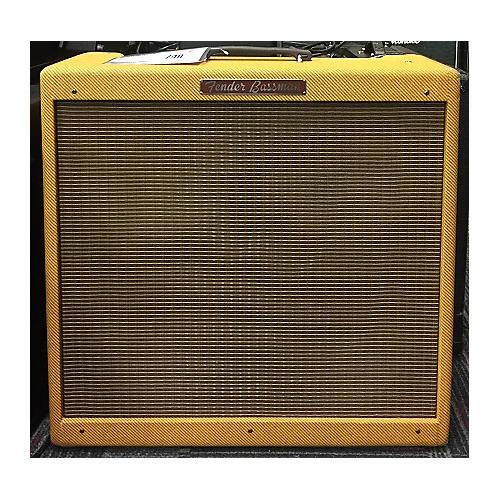 Fender 1959 Reissue Bassman 50W 4X10 Tube Guitar Combo Amp-thumbnail