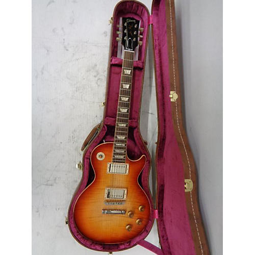 Gibson 1959 Reissue Les Paul Figured Top Solid Body Electric Guitar