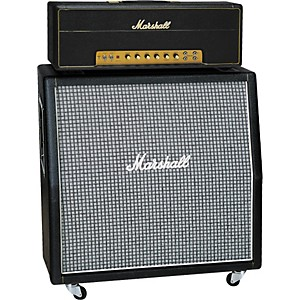 Marshall 1959 SLP and 1960AX Half Stack by Marshall