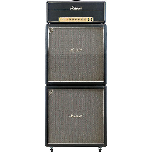 Marshall 1959HW, 1960AHW, and 1960BHW Tube Guitar Full Stack