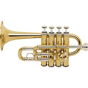 Bach 196 Stradivarius Series Bb/A Piccolo Trumpet by Bach