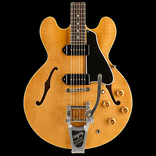 Gibson 1960 ES-330 Figured Hollow Body Electric Guitar-thumbnail