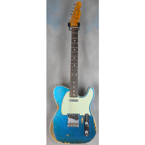 Fender 1960 Heavy Relic Telecaster Custom Solid Body Electric Guitar-thumbnail