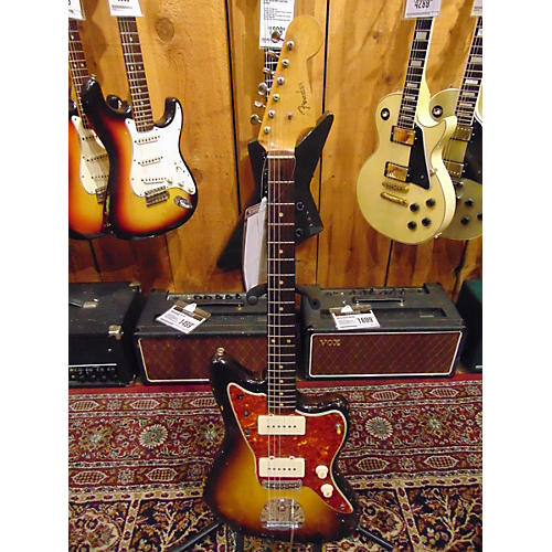 Fender 1960 Jazzmaster Solid Body Electric Guitar-thumbnail