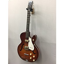 HARMONY 1960S Rocket H54 Hollow Body Electric Guitar