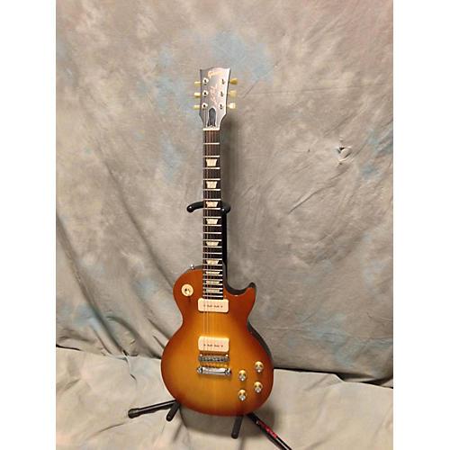 Gibson 1960S Tribute Les Paul Studio T Solid Body Electric Guitar Honey Burst