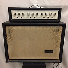 Silvertone 1960s 1464 Solid State W/ Cab Solid State Guitar Amp Head